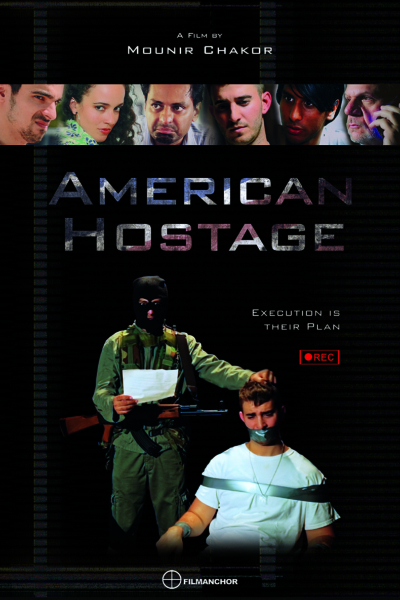 American Hostage Poster 1