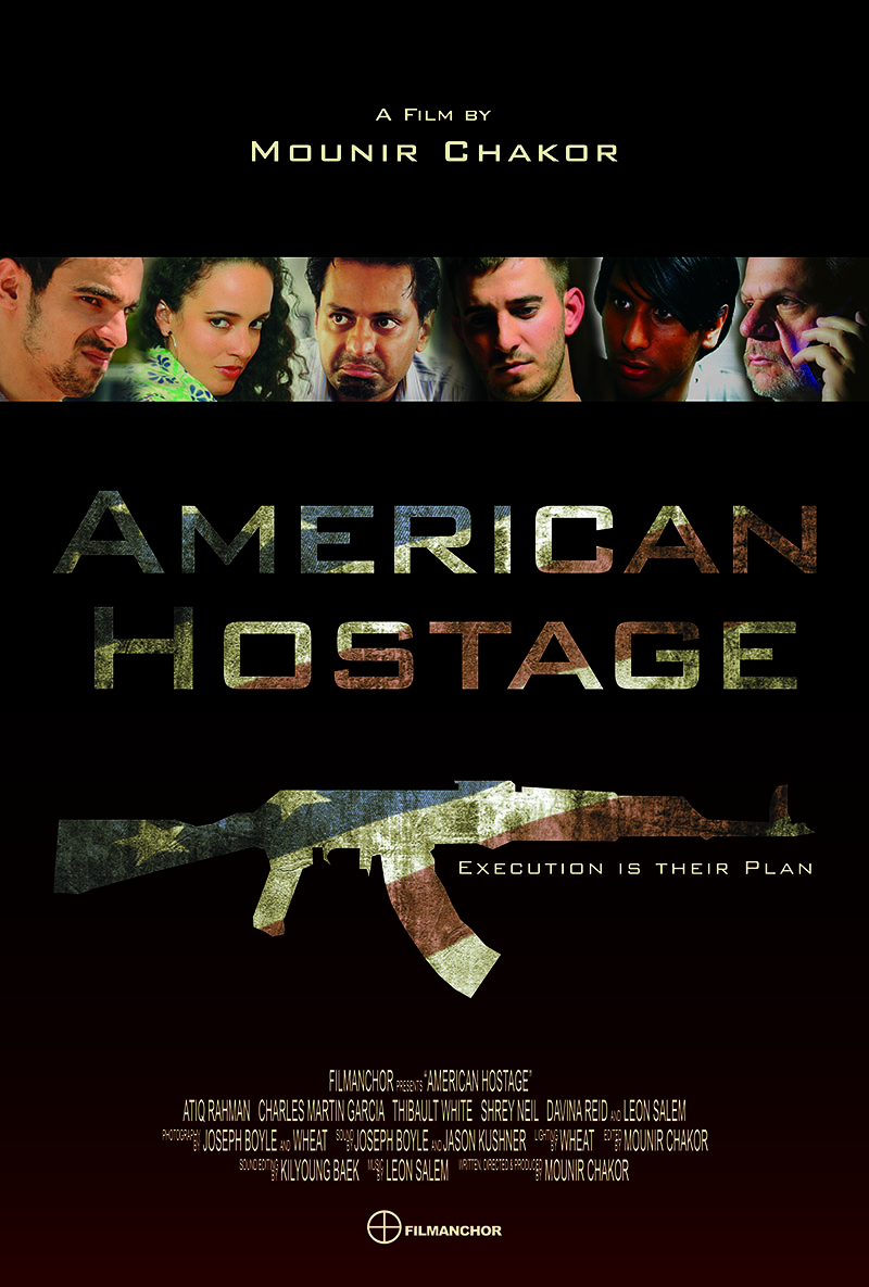 American Hostage Poster 2