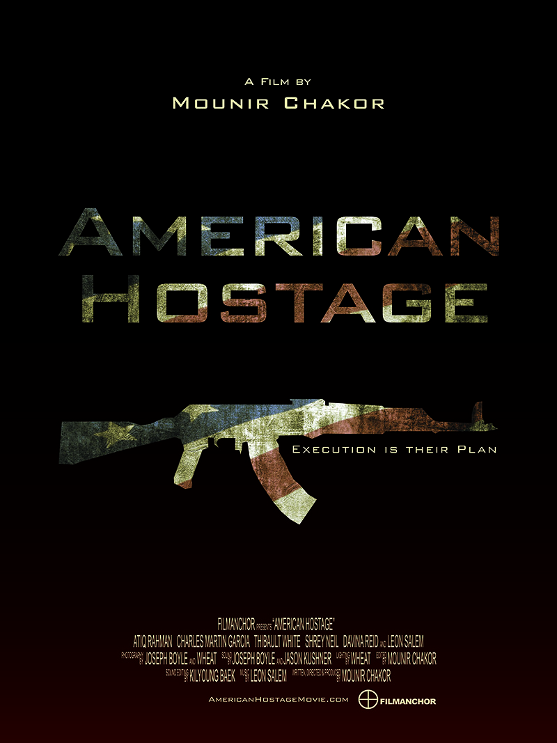 American Hostage Poster 3