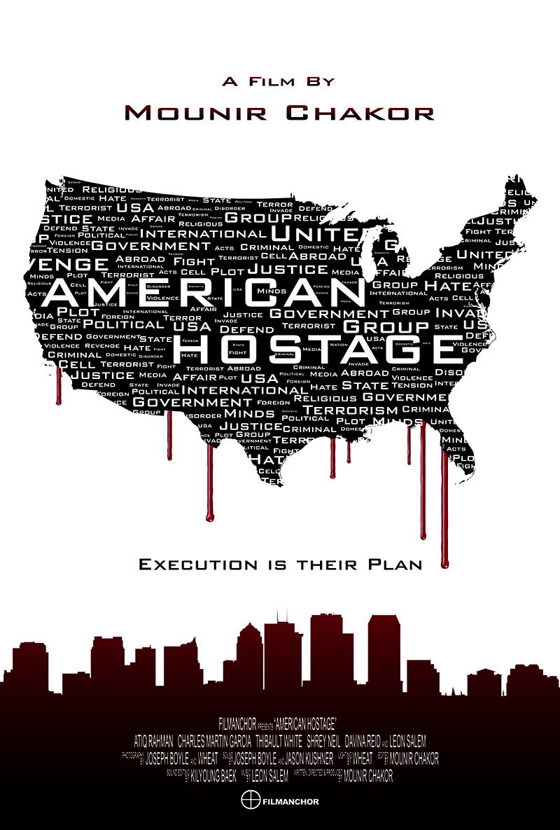 American Hostage Poster 4